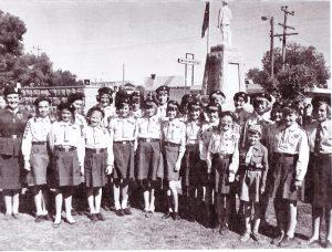1966 Wodonga Guides